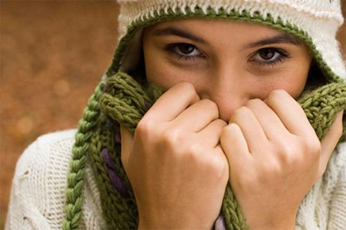 Giải pháp giữ ấm mùa đông hiệu quả cho cơ thể