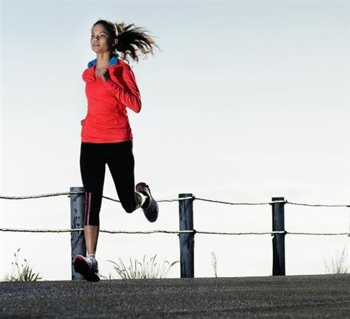 Chạy bộ đúng cách để tăng thể lực