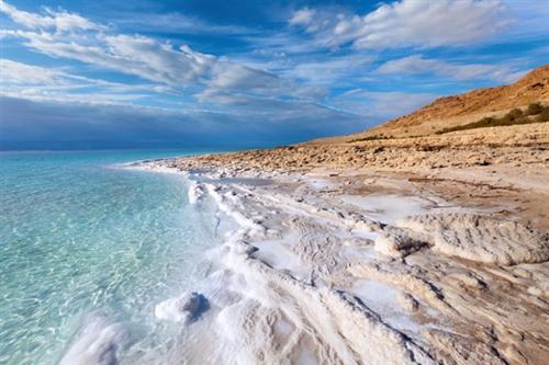 Khám phá điều thú vị không phải ai cũng biết về Biển Chết