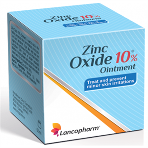 Lancopharm Zinc Oxide 10%