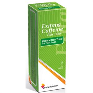 Lancopharm Exitans Coffeine Hair Tonic