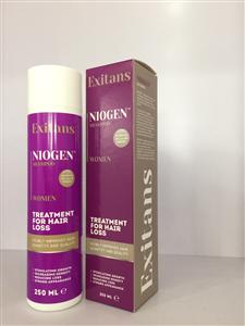 EXITANS NIOGEN™ SHAMPOO WOMEN TREATMENT FOR HAIR LOSS